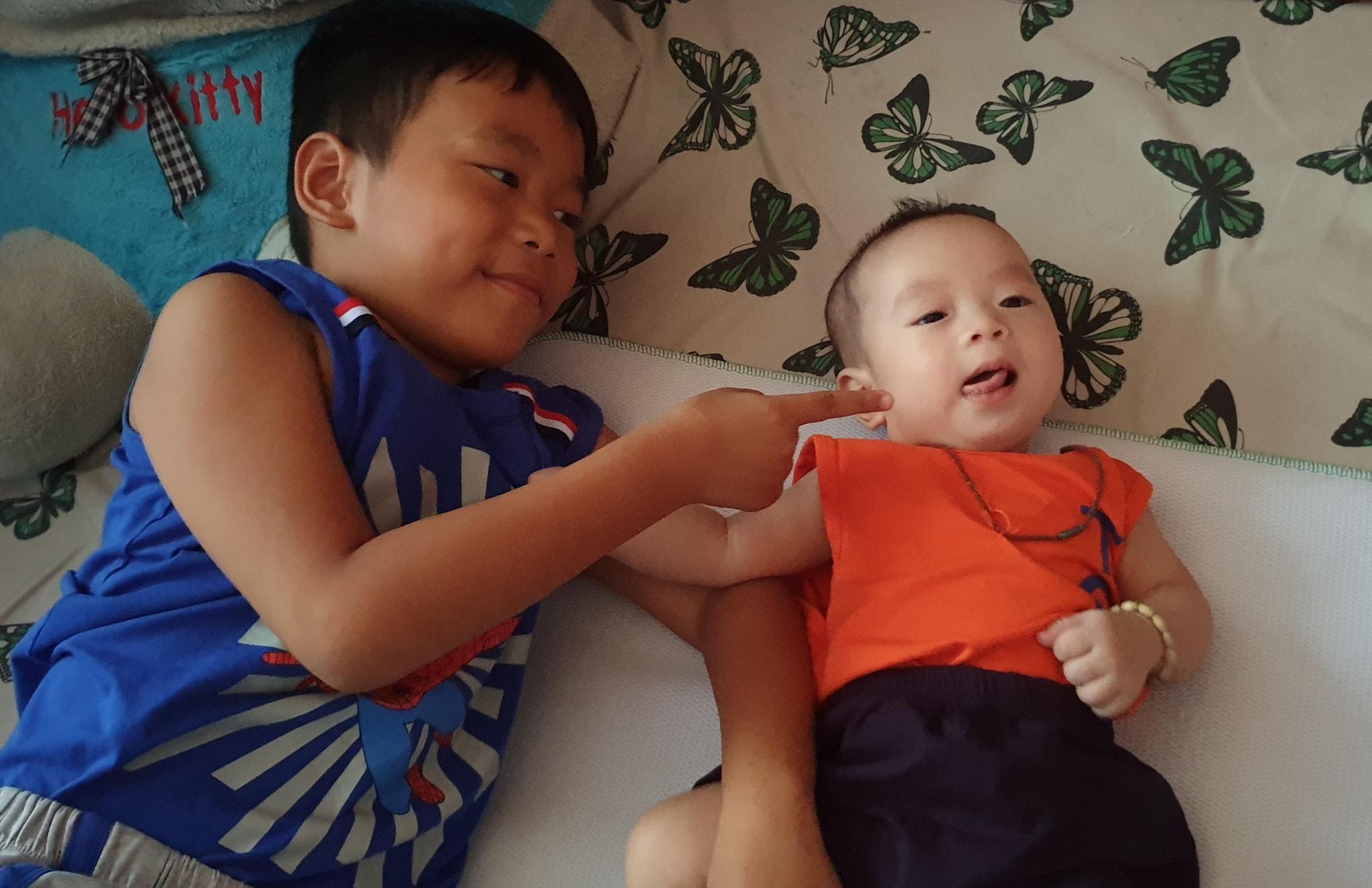 Anh em nhà Huy – Kiệt