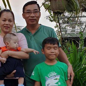 Đám hỏi ba mẹ Huy – Kiệt